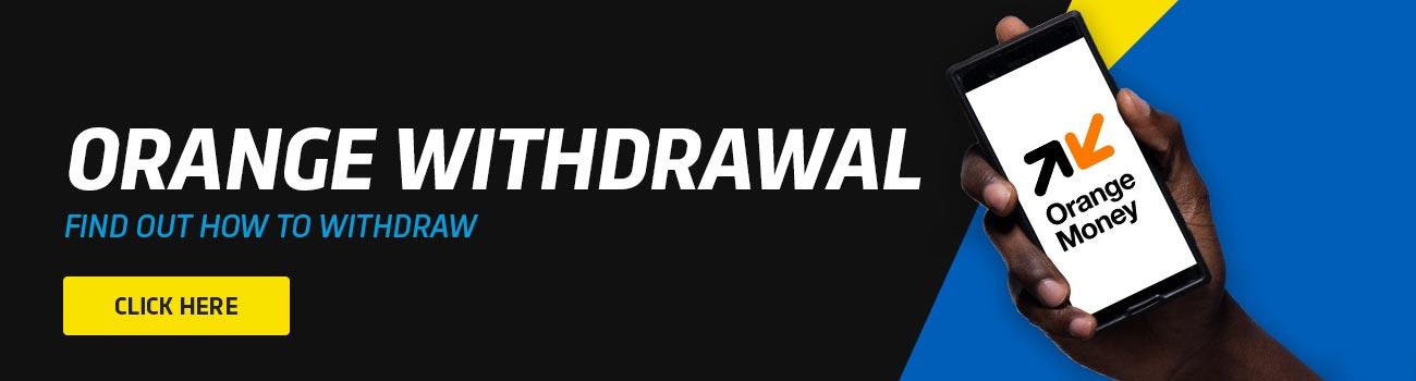 Orange Withdrawal - Guinee Games