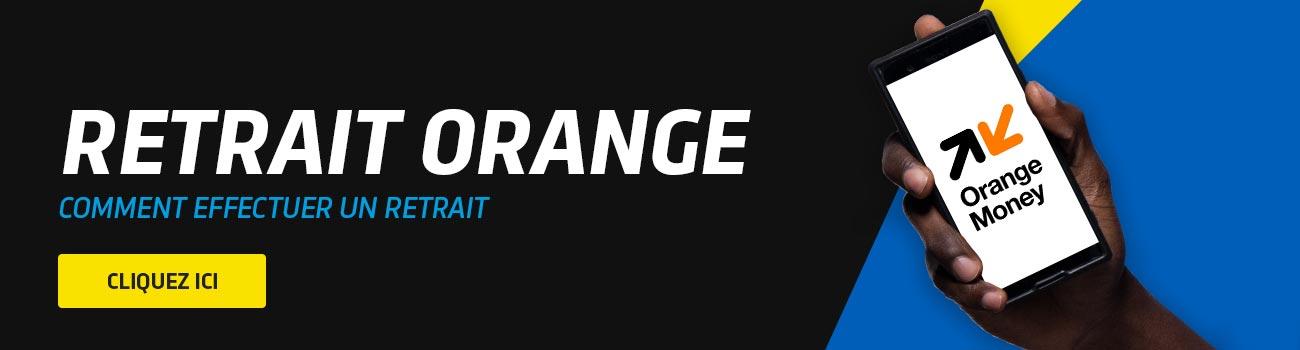 Retrait Orange - Guinee Games