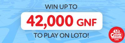 Vegas Lotto